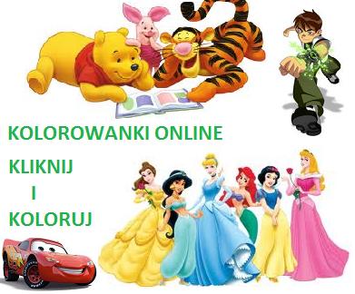 Kolorowanki online