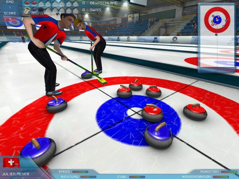 gry curling