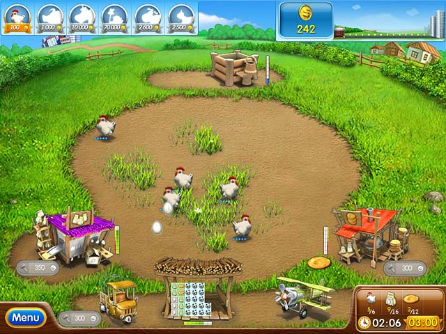 gry farm frenzy