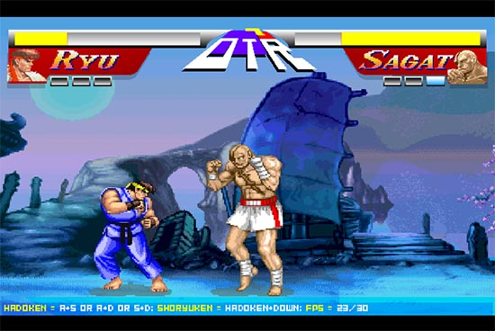 gry street fighter
