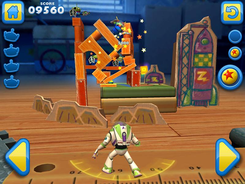 Gry Toy Story Darmowe Gry Online Gry Dladzieci Pl