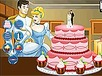 Cinderella Wedding Cake Decor