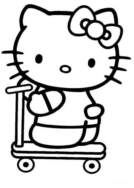 Kolorowanki Hello Kitty Docx Ksℓsyaswaiki Dskymyeitu