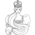 Barbie księżniczka