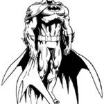 Kolorowanka Batman