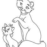 Kolorowanka koty
