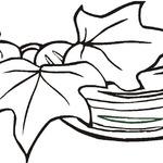 Kolorowanka ogórek