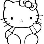 Kolorowanki Hello Kitty
