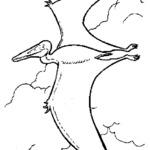 Malowana dinozaur