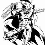 Malowanka Batman