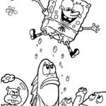 Malowanka Spongebob