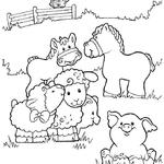Zwierzątka z farmy